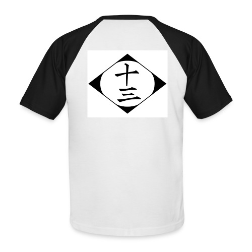 Cosplay Ukitake Juushiro 13° Division Bleach - T-shirt baseball manches courtes Homme