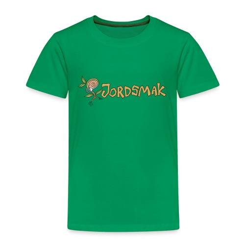 JORDSMAK - Premium-T-shirt barn