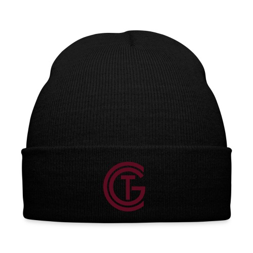 Touch Guitar Circle Beanie - Winter Hat
