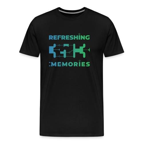 inoffizielles 35C3 shirt - Männer Premium T-Shirt