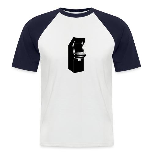Game - Männer Baseball-T-Shirt