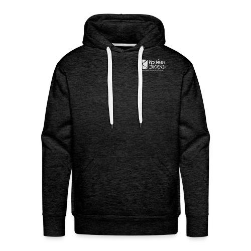 Männer Hoodie DV MuF Logo vorne - Männer Premium Hoodie