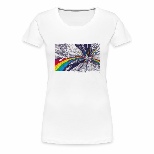 Fresh, 150 g/m2 - Women's Premium T-Shirt