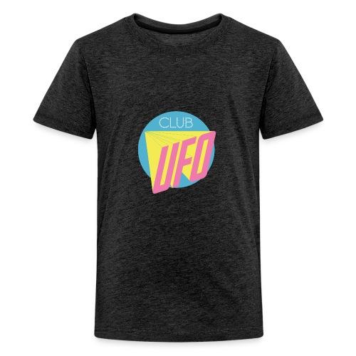 club UFO pop - Premium-T-shirt tonåring