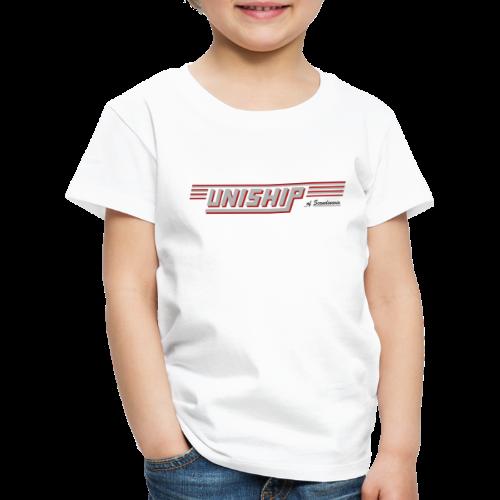 T-shirt Premium barn, Uniship (dubbelsidig) - Premium-T-shirt barn