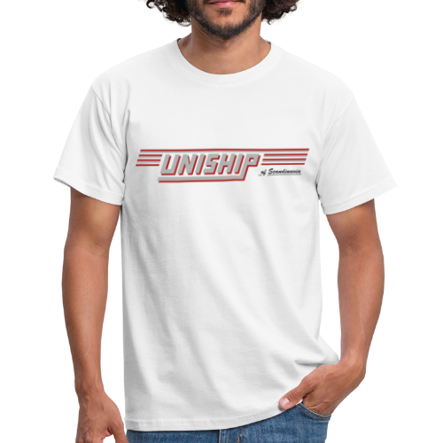 T-shirt, Uniship (dubbelsidig) - T-shirt herr
