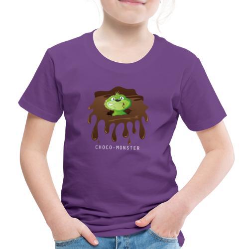 Choco-Monster - Kinder Premium T-Shirt  - Kinder Premium T-Shirt