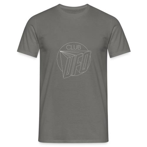 club UFO outline - T-shirt herr