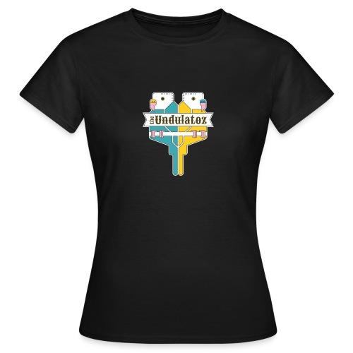 the Undulatoz - T-shirt dam