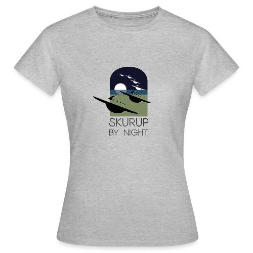 Skurup by night - T-shirt dam