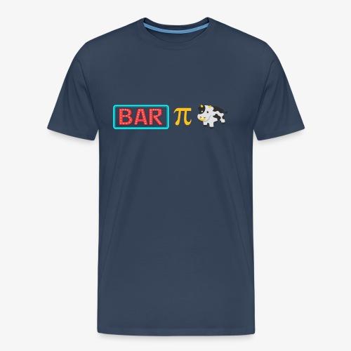 Bar Pi Kuh - Männer Premium T-Shirt