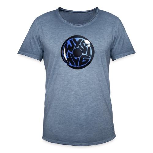 WYSIWYG - Männer Vintage T-Shirt