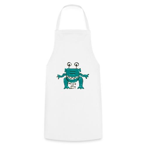 Kochschürze - Alien Comic-Art - mino60art - Kochschürze