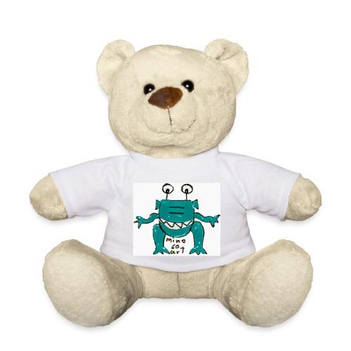 Teddy  - Alien Comic-Art Motiv - mino60art - Teddy