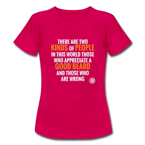 Two kinds of People - Vrouwen T-shirt