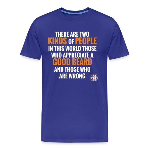 Two kinds of People - Mannen Premium T-shirt