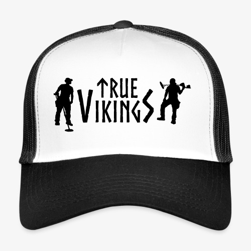 True Vikings Trucker Cap - Trucker Cap