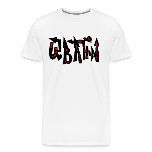 Ubahn Liebe München - Männer Premium T-Shirt