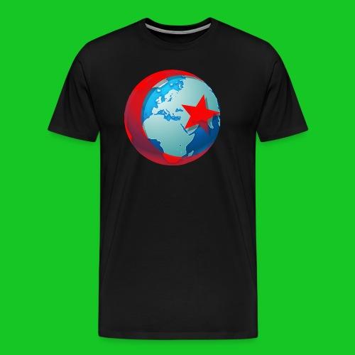 Islam wereldgodsdienst heren t-shirt - Mannen Premium T-shirt
