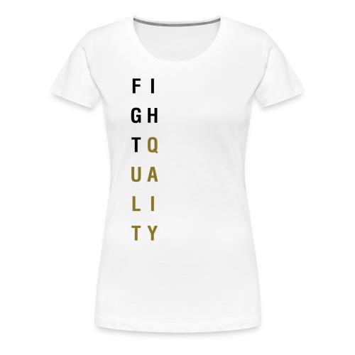 Womens Modern T-Shirt - Women's Premium T-Shirt