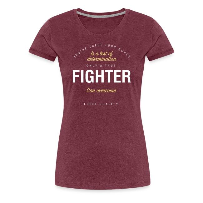 Womens Four Ropes T-Shirt