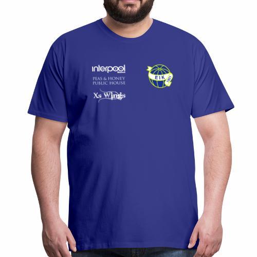Isaa 2019 - Premium-T-shirt herr