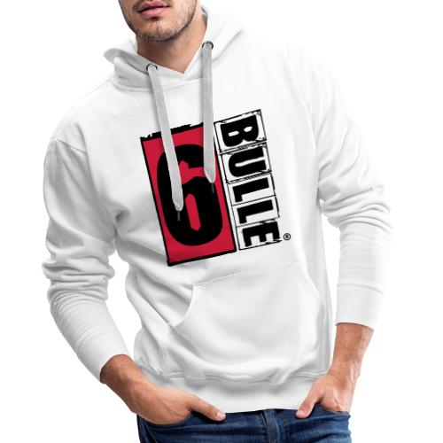 6Bulle Urban Sweat - Sweat-shirt à capuche Premium pour hommes