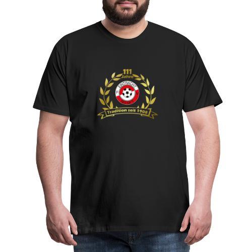 111 Jahre T-Shirt - Männer Premium T-Shirt