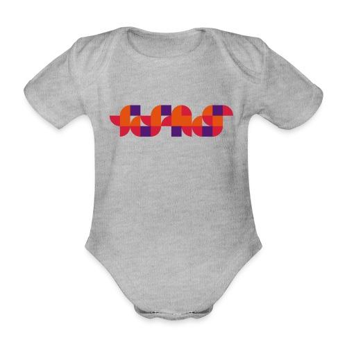 baby 2019 - Baby bio-rompertje met korte mouwen