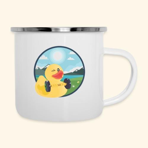 Duck Mug - Camper Mug