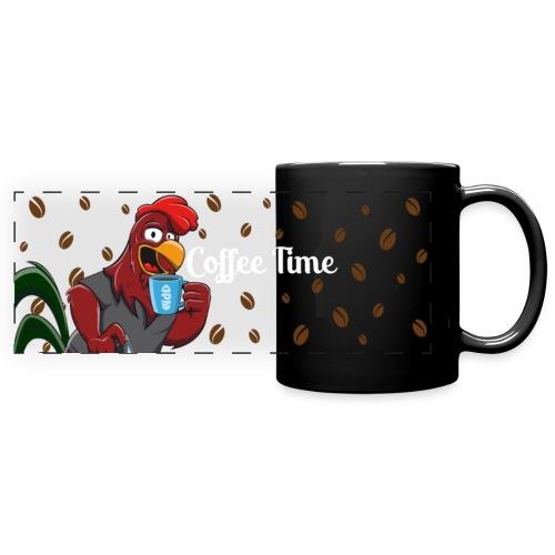 Coffee Time  - Full Color Panoramic Mug