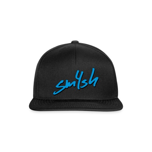 sm4sh blue - Snapback Cap