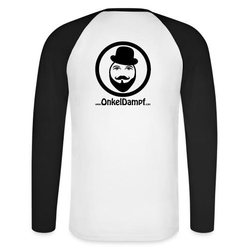 Onkel's Baseball Shirt - Männer Baseballshirt langarm