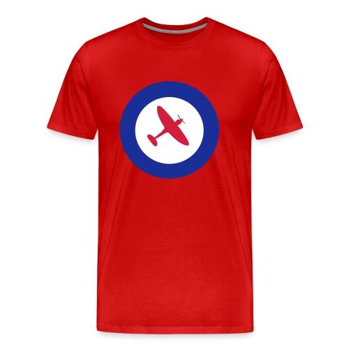 Spitfire Roundel T-Shirt - Men's Premium T-Shirt