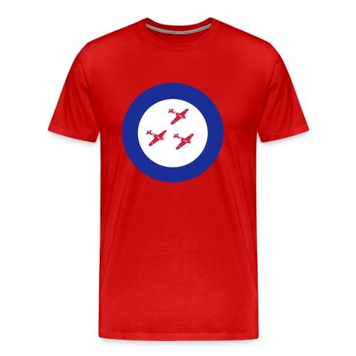 Hurricanes in Roundel T-Shirt - Men's Premium T-Shirt