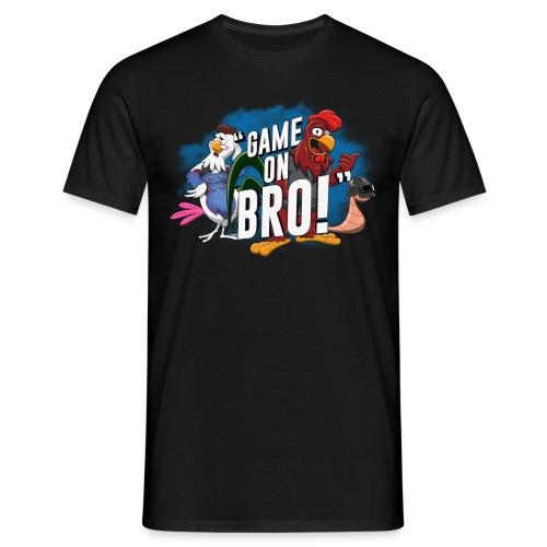 Game On Bro! Team Edition - Men's T-Shirt