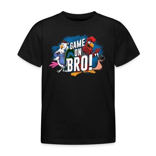 Game On Bro! Team Edition - Kids' T-Shirt