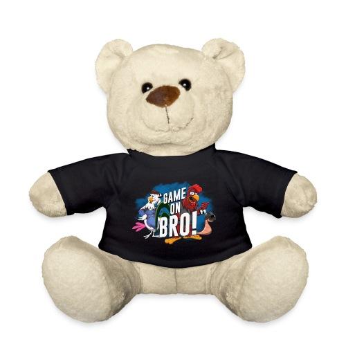 Game On Bro Teddy - Teddy Bear