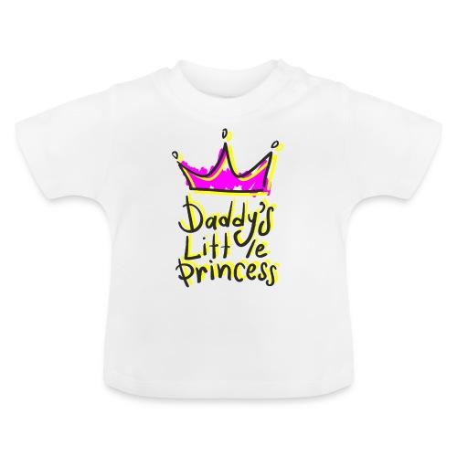 daddy's little princess - Maglietta per neonato