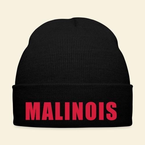 Mütze Malinois - Wintermütze