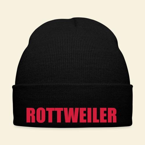Wintermütze Rottweiler - Wintermütze