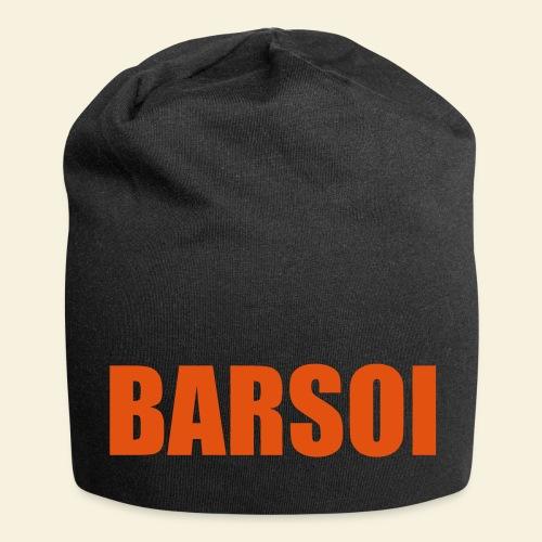 Beanie Barsoi - Jersey-Beanie