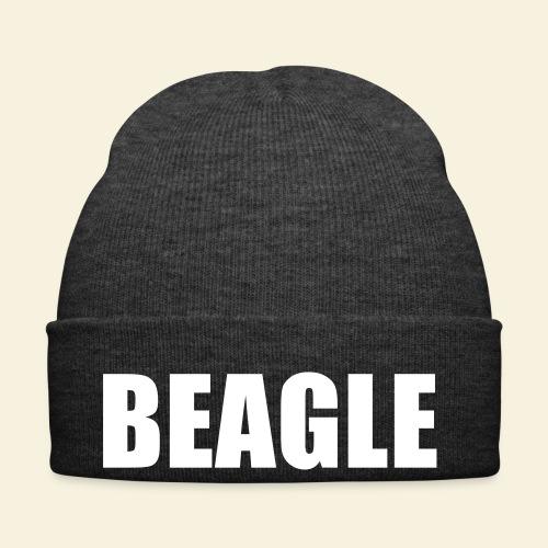 Bommelmütze Beagle - Wintermütze