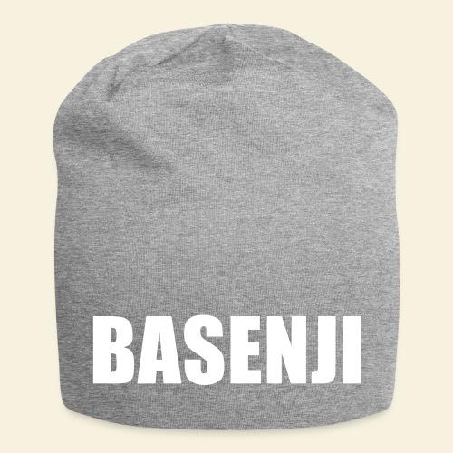Beanie Basenji - Jersey-Beanie