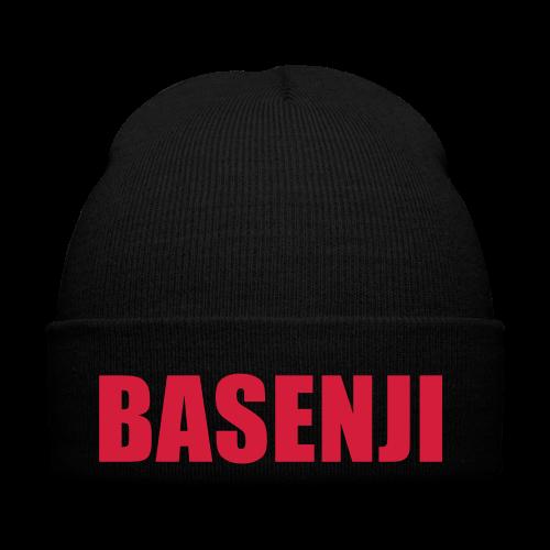 Wintermütze Basenji - Wintermütze