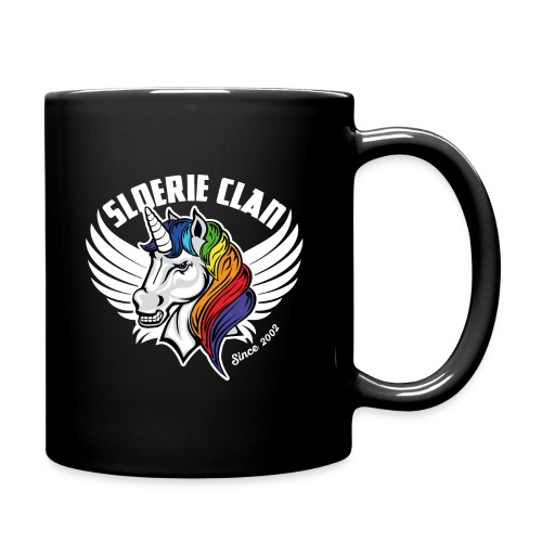 SloerieMug Black - Full Colour Mug