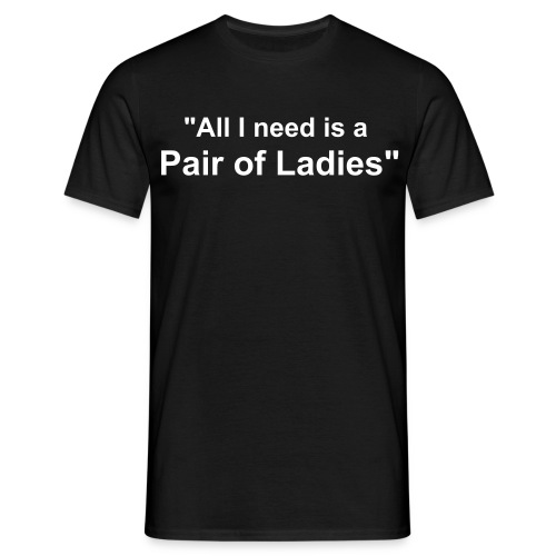 Ladies - Men's T-Shirt