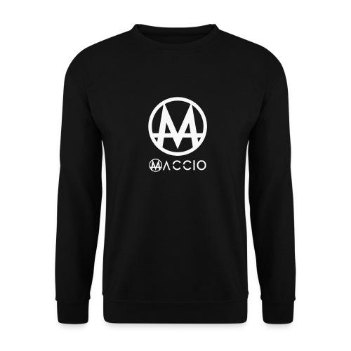 Maccio - Felpa Unisex Nera - Felpa da uomo
