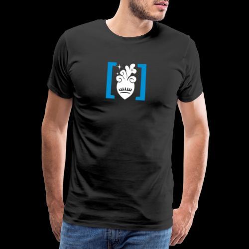 Erträume Deine Welt Logo (Avatar) T-Shirt - Männer Premium T-Shirt