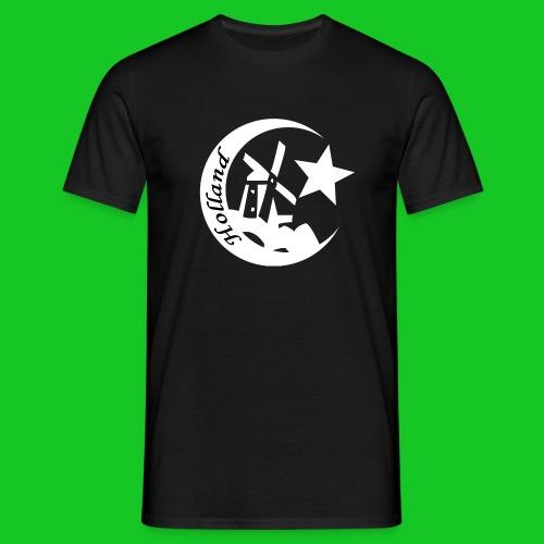 Moslim Holland hweren t-shirt - Mannen T-shirt